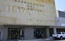 Edificio de la Gobernación del Atlántico.
