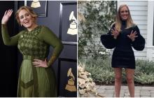 El antes y el después de la cantautora londinense.