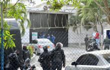 Este viernes se confirmó el primer caso de contagio por COVID-19 en la Cárcel El Bosque.