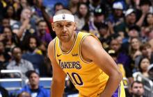 Jared Dudley, alero de Los Lakers.