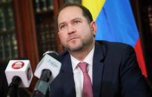 """Lidio García, presidente del Senado, explicó que cada senador asistirá """"bajo su propia responsabilidad""""."""
