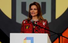 Presidenta de la agencia de promoción estatal ProColombia, Flavia Santoro.