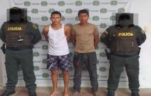 Cuatro capturados y destrozos por desmanes en Sincé
