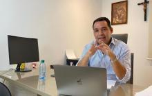 """""""Tendremos que ser selectivos y estratégicos con las inversiones"""": gobernador de La Guajira"""