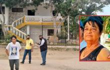 Familia de mujer asesinada en Santo Tomás asegura que sí hubo robo