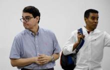 Ramsés Vargas durante última audiencia en Barranquilla.