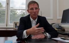 Consejero Presidencial para la estabilización y la consolidación, Emilio Archila.