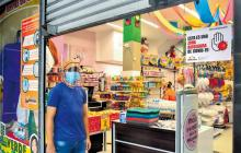Comerciantes del Centro preparan su reapertura
