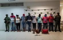 Capturan a ocho personas infringiendo la cuarentena en una gallera en Chiriguaná