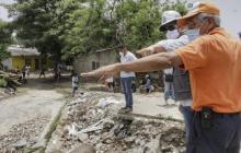 Alcaldía crea ruta de atención para emergencias por lluvias en Soledad