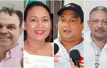 Cuatro de los 26 alcaldes de Sucre están suspendidos