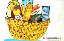 'La canasta familiar': homenaje a los pintores de tiendas de barrio