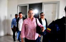 Fiscalía acusa a Silvia Gette por homicidio de Fernando Cepeda