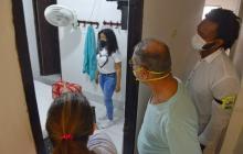 47 casos de violencia de género en Cartagena durante aislamiento