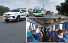 Más de 1.700 venezolanos han retornado a su país desde La Guajira
