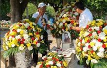 A la distancia se conmemoró el natalicio de Diomedes Díaz