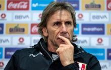Gareca confía en que los equipos de la primera división de Perú puedan volver a los entrenamientos en las primeras semanas de junio.