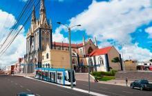 Empresas alemanas están interesadas en invertir en transporte público
