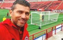 Franky Oviedo dirigió al equipo masculino del Tijuana en 2018.