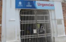 El adolescente fue llevado a la urgencia del Hospital de Barranquilla, donde falleció.
