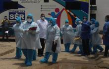 Arrancó intervención en barrios de Cartagena por la COVID-19