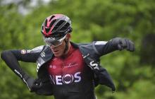 Chris Froome, corredor del Team Ineos.