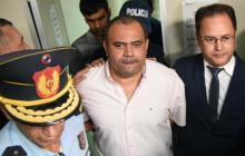 Un juez paraguayo confirmó este viernes la prisión preventiva del brasileño Wilmondes Sousa Lira.