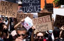 Más de 500 detenidos en Los Ángeles en protestas por muerte de George Floyd