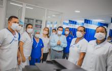 Minsalud inauguró Hospital de Mompox que beneficia a 200 mil habitantes