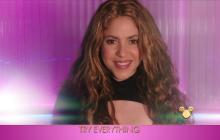 Shakira cantará este domingo en el 'Disney Family Sing Along II'