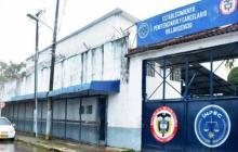 Aspecto exterior del centro penitenciario de Villavicencio, donde se registró el primer caso de COVID-19.