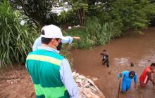 Corpocesar verifica concesiones en el río Ariguaní