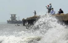 Alerta por tormentas tropicales en la Región Caribe a partir de este lunes