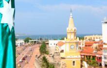 En video | Con una agenda simbólica, Cartagena celebra sus 487 años