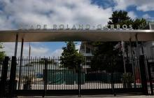 El complejo de tenis del Roland Garros en Francia.
