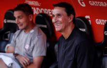 América de Cali confirma la salida del técnico brasileño Alexandre Guimaraes