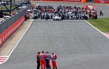 Una de las pistas de la Fórmula Uno.