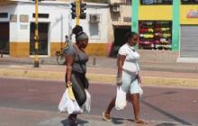 La pandemia revela la cara oculta de la rutilante Cartagena de Indias