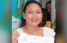 Elvira Julia Mercado Acevedo.