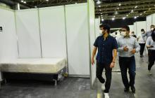 Capacidad hospitalaria de Barranquilla y Atlántico se amplía con nuevas camas