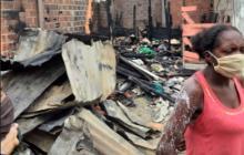 Alcaldía autorizó arriendo temporal  a víctimas de incendio en Cartagena