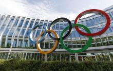 Edificio del Comité Olímpico Internacional.