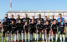 Deportivo Riestra, equipo de la segunda división del fútbol argentino.