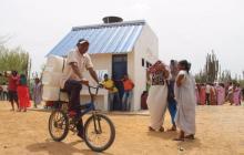 Minvivienda y Banco Mundial buscan mejorar servicio de agua en La Guajira