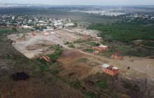 Una familia le disputa 14 hectáreas al 'Negrito Rubí'