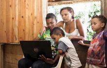 3.500 hogares de estratos 1 y 2 de Riohacha tendrán internet