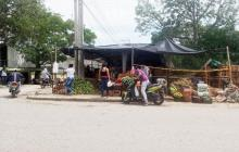 Comerciantes se oponen al cierre del Mercado de Sincelejo