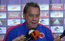 Didier Luna, extécnico de la selección Colombia femenina sub-17.