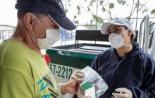 Fundación Finsocial entrega ayuda alimentaria a más de 3.000 familias