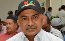 Alcalde de La Paz, Cesar, dio positivo para COVID-19